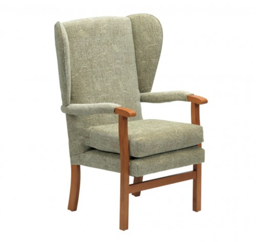 High Back Chair - Mobility Aids UK