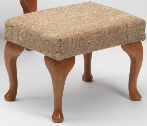 High Back Chair With Stool - Mobility Aids UK
