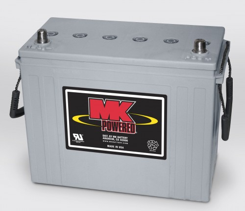 MK Battery 12v 79ah AGM - Mobility Batteries - Mobility Aids UK