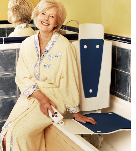 Bath Raiser - Bathroom Accessories - Mobility Aids UK