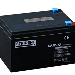 Strident 12v 14ah Battery - Mobility Batteries - Mobility Aids UK
