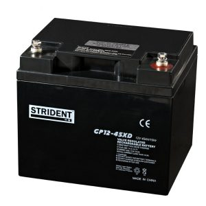 Strident 12v 50ah Battery - Mobility Batteries - Mobility Aids UK