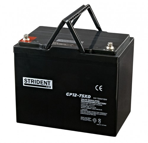 Strident 12v 100ah Battery - Mobility Batteries - Mobility Aids UK
