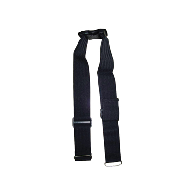 A lap strap mobility belt is the perfect safety accessory. The lap belt keeps you securely in your wheelchair when moving around. The scooter belt is black in colour and 805mm wide