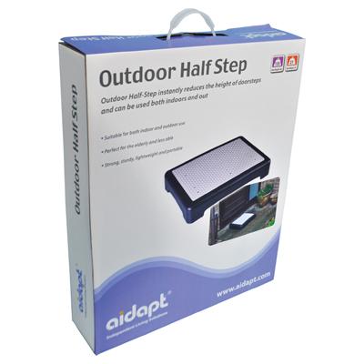 Aidapt Outdoor Half Step Mobility Aids Uk