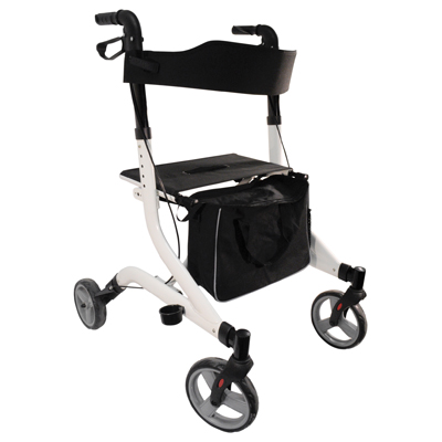 Walker With Seat - Mobility Aids UK