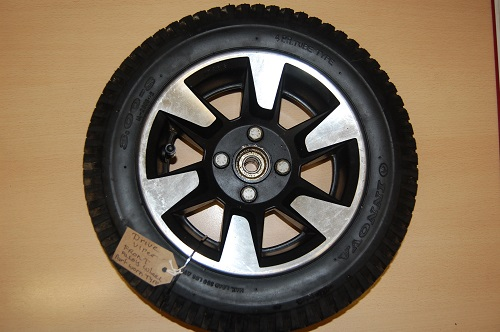 Drive Viper Front Wheel & Tyre