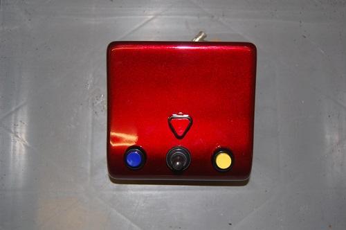 Shoprider TE888AN Light Switch Panel