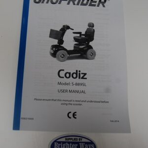 Scooter Manuals